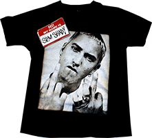 Old School Slim Shady Shirt
